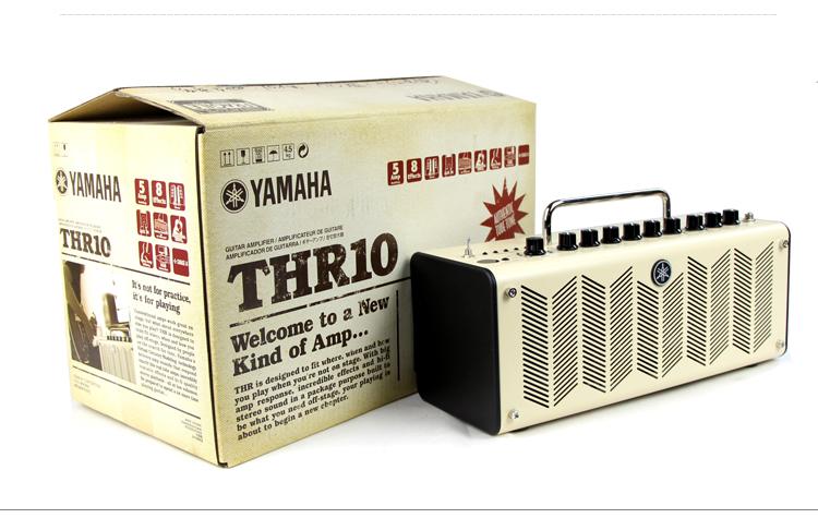 雅马哈电吉他音箱thr10