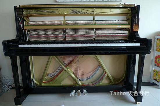 钢琴踏板内部构造图解