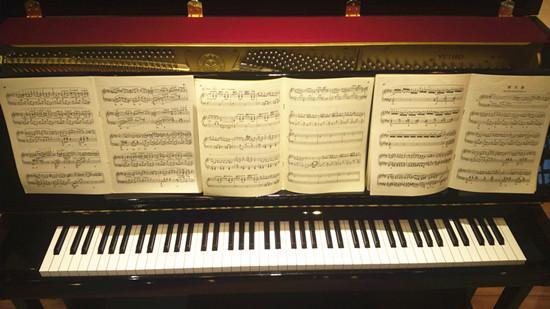 适合d笛子曲曲谱-3大,能放三本谱子-雅马哈钢琴YS3价格为什么比YU118DN还低