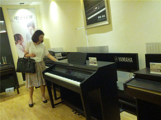 【唐山】雅马哈电钢琴 奏响夏日欢乐颂