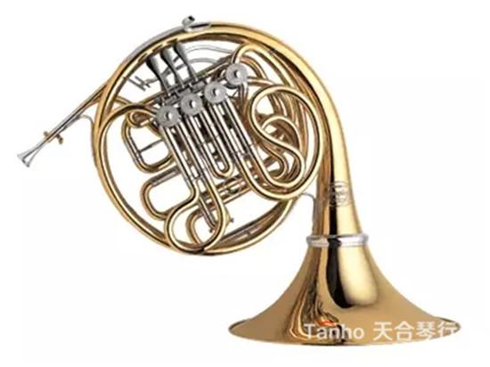 """【走进交响乐队10】铜管乐器组中,""""圆乎乎""""的圆号"""