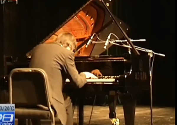 恺撒堡音乐会钢琴