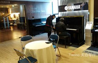青岛雅马哈钢琴YC131EX,专业人员的最爱