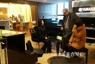 黄岛雅马哈钢琴,选对商家最重要