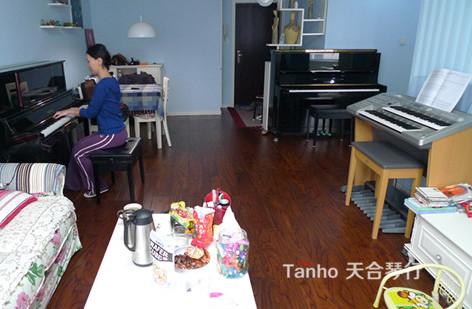 青岛哪家琴行钢琴好,请看钢琴老师的选择