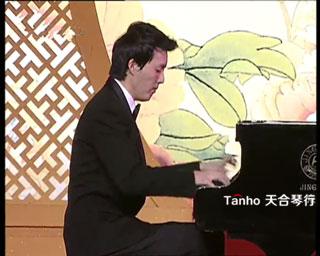 李云迪接受采访谈到珠江钢琴对自己的影响
