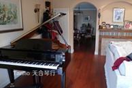 (老顾客)青岛买雅马哈钢琴U3的老顾客,七年前买了雅马哈GC1