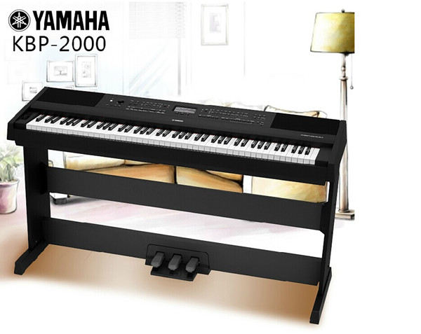 雅马哈电钢琴KBP-2000