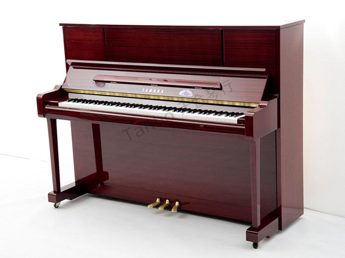 雅马哈钢琴YU118DNPM