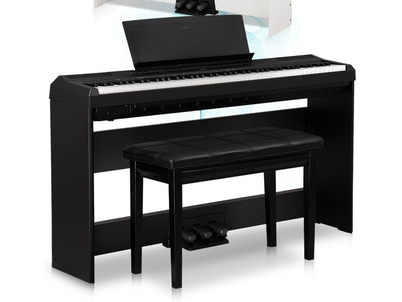 雅马哈电钢琴P-125