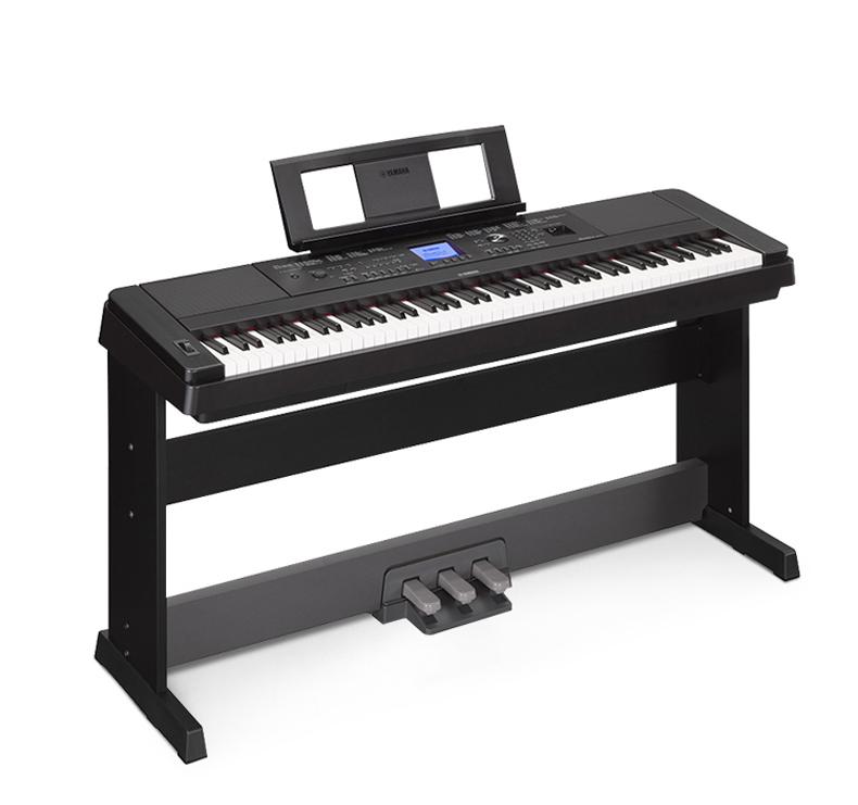 雅马哈电钢琴DGX-660