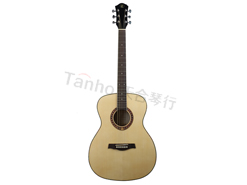 夹板民谣木吉他RO-18