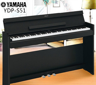 雅马哈电钢琴YDPS51