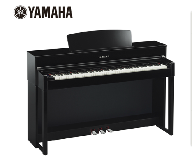 雅马哈电钢琴CLP-545