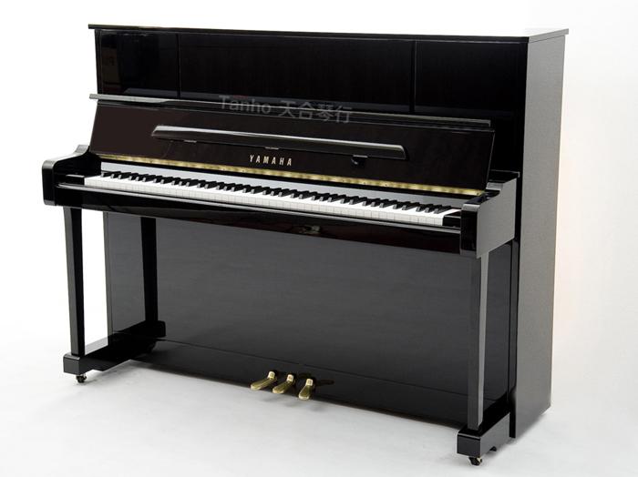 雅马哈钢琴YU118EX