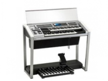 雅马哈双排键电子琴ELS-02