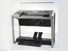 雅马哈双排键电子琴ELS-02C